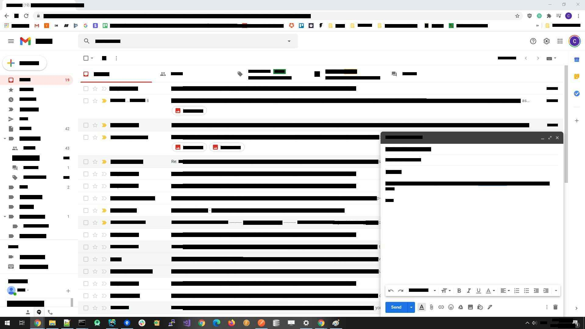 Truple Screenshot Accountability privacy through text redaction